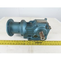 Sew K47LP36 56.83:1 Ratio 31RPM Right Hand Output Gear Reducer