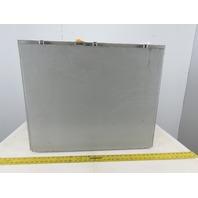 "SCE Wall Mount Electrical Enclosure Box W/Back Plate JIC 30""x24""x16"""
