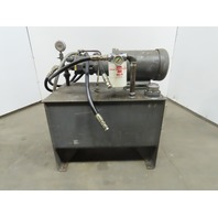 2Hp 15 Gallon Hydraulic Power Unit 208- 230/460V 3Ph W/Vickers PVB5-RSY-21 Pump