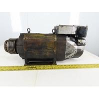 Mori Seiki SL-1A Spindle Servo Motor For a Numerical Control CNC Lathe