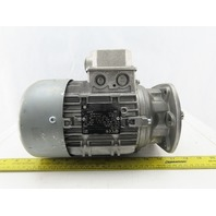 Nord SK80LH/4 0.75kW 1415RPM 230/460V 50/60Hz Inverter Duty Motor