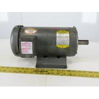 Baldor M3611T 3Hp Electric Motor 208-230/460V 3Ph 182T Frame 1750 RPM
