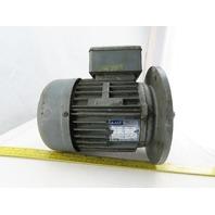 LNS 1.10kW 3470RPM 3Ph 220/460V 50/60Hz C-Face Motor