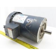 Leeson 120061.00 C145T34FC1H 2Hp Electric Motor 3Ph 208-230/460 3450RPM 145TC