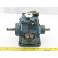 Shimpo Ringcone NXC0400000AAA00 Mechanical Adjustable Speed Drive 1/2Hp 0-800RPM