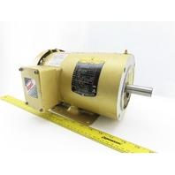 Baldor CEM3554T 1-1/2Hp Electric Motor 208-230/460V 3Ph 145TC Frame 1760 RPM