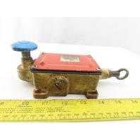 Allen Bradley B02C J57M6B Cable Pull Switch 16A 500V