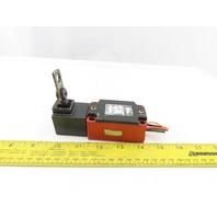Allen Bradley 802E-E60M10/A Mechanical Safety Interlock W/Key 300V- 10A Series A