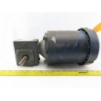 Boston Gear F713-5-B5-G 3/4Hp Gear Motor 3:1 Ratio 208-230/460V 3Ph