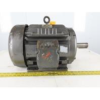 Baldor ECP2332T-4 10Hp Electric Motor 460V 3Ph 256T Frame 1170 RPM