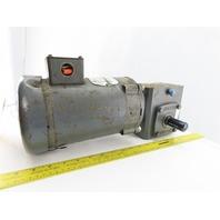 Boston Gear F718-10-B5-H 1/2Hp Gear Motor Double Output 208-230/460V 10:1 Ratio
