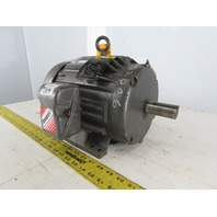 Baldor M3664T 2Hp Electric Motor 208-230/460V 3Ph 184T Frame 1160 RPM