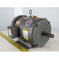 Baldor M3704 3Hp Electric Motor 208-230/460V 3Ph 215 Frame 1140 RPM