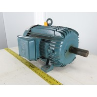 Weg Type ET 20Hp Electric Motor 208-230/460V 3Ph 256T Frame 3510 RPM
