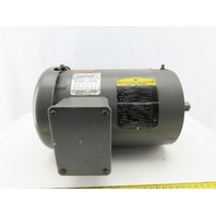 Baldor VM3546T 1Hp Electric Motor 208-230/460V 3Ph 143TC Frame 1750 RPM