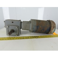 Grove Gears FM1238-2 Flex-a line 1-1/2Hp Gear Motor 208-230/460V 3Ph 10:1 Ratio