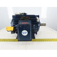 Marathon PVA254TTTPA18604AAL 5Hp Severe Duty Electric Motor 230/460V 254TV FR