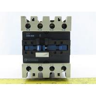 Telemecanique LC1D65 004 Contactor 80A 220/230C 3Ph DIN  Rail Mount