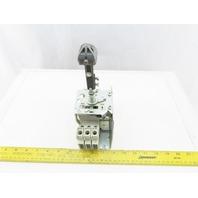Siemens 3RV2926-2B Rotary Mechanism Drehantrieb W/3RV1721-1GD10 400-690V 50A