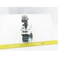 Siemens 3RV2926-2B Rotary Mechanism Drehantrieb W/3RV2711-1GD10 440-690V 50A