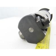 """Komet B3016010 CAT 50 Tool Holder 12"""" Proj Micro-Adjustable Finish Bore Head"""