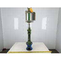 "Lincoln Piledriver Series III 84808 Ser. B 8"" Material Pump 13:1 Ratio"