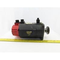 Fanuc  A06B-0162-B175 aM6/3000 1.4kW 3000RPM 144V 200Hz AC Servo Motor