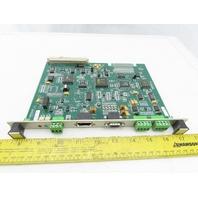 Medar 900-7853-2M1 SF166-02 Weld Interface Module Nachi Robot