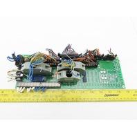 Nachi UM124C Robotic Welder Safety Circuit Board