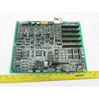 Panasonic ZUEP5491 Circuit Board Control