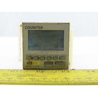 Omron H7CR-SAL Digital Counter 12-24VDC 1.6W
