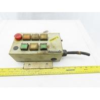 Panasonic RS-232C Robot Teach Control Pendant