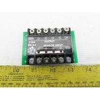 Metrol BA-4A Sensor Control Board