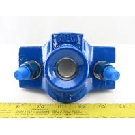 "Smith-Blair 315-00021306-000 3/4 IP 2.13 Repair Clamp Iron 6"" Pipe"