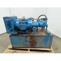 7.5Hp 30 Gallon Hydraulic Power Unit/Station W/Parker PVP1620R212 Pump