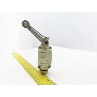 Yamatake Honeywell 1LS2-J Micro Limit Switch W/Arm