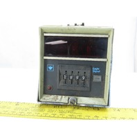 Eagle CT541A601 4E74X 4 Digit Count LED Timing Relay