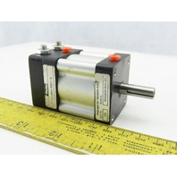 Parker PV11D-090A-BB2V-B Pneumatic Rotary Actuator 150 Max PSI
