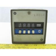 ATC 335B351A10PX 120V 60Hz 00.1-99.99 Minute Reset Counter Timer