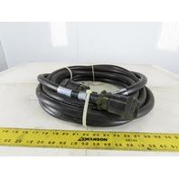 Nachi NAC-F100W-CNR01A-10M 16AWG 30C Multi Conductor Robotic Control Cable 30'