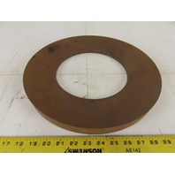 """Gorman Rupp 12348A 14-3/4"""" OD x 8-1/2"""" ID 1-3/16"""" Thick Concave Wear Plate"""