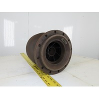W5004 Heavy Cast Iron Multi Stage Centrifugal Pump Section
