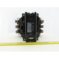 Square D 8502 SG0 2 Ser A Size 5 Motor Starter Contactor 120V Coil 600A