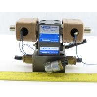 Tokimec DG4M4-34C-20-JA Miniature Solenoid Directional Valve W/FNM-3C-30-JA