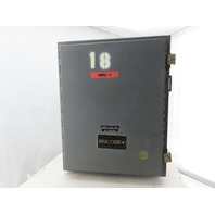 """Wall Mount Steel Electrical Enclosure Box 20x16x10"""""""