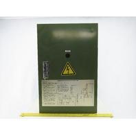 "20-3-3/4x215-3/4x6-3/4"" Hinged Door Electrical Enclosure W/Back Plate Keyed Lock"