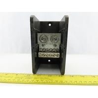 Square D LBC165212 #4-500 MCM 2 Pole Main 12 Way Branch #3-#10 Wire Distribution