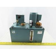 Showa SMA3-60 Lubricator 6L Volume 220V 1~3cc/cy Adjust