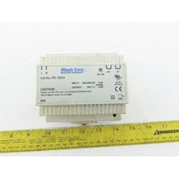 Altech Corp PS-10024 Power Supply 100-240VAC 4.2A DIN Rail Mount
