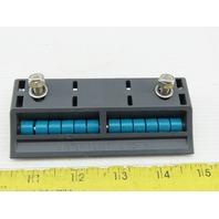 """System Plast L.115-3R 4-1/2"""" x 1-7/8"""" Modular Transfer Plate"""